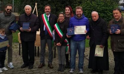 I premi Castellum ai cittadini Giusti che fanno la differenza