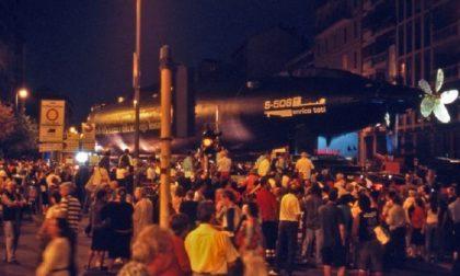 Trasporto più eccezionale del sottomarino Toti sulla A58-TEEM - FOTO