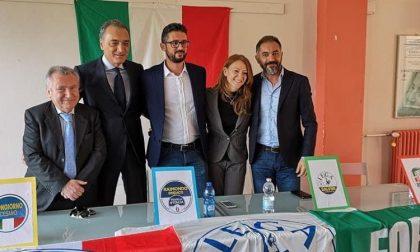 Elezioni comunali, il candidato sindaco Fabio Raimondo si presenta con la sua coalizione