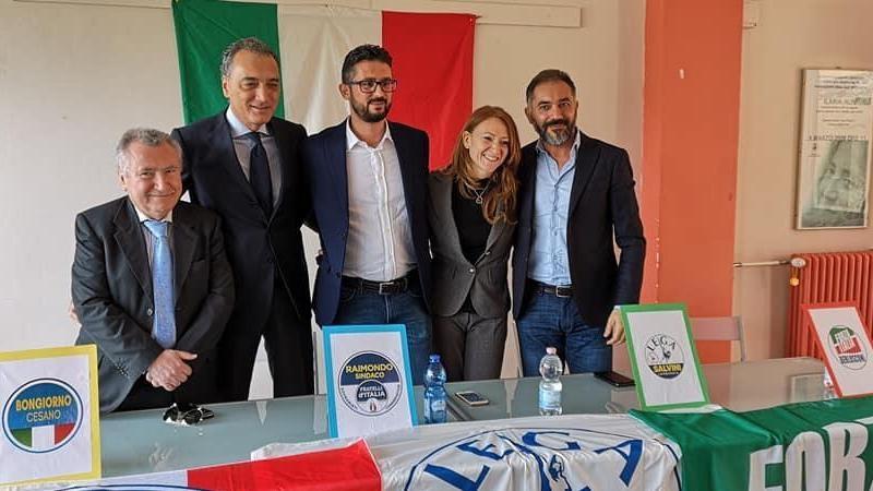 candidato sindaco Fabio Raimondo