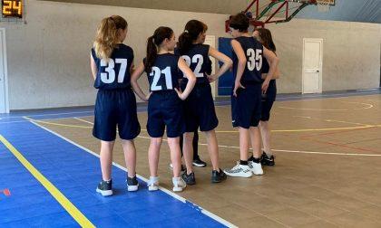 BASKET FEMMINILE | Basket Corsico Under 13, vittoria prestigiosa sul campo di HYC