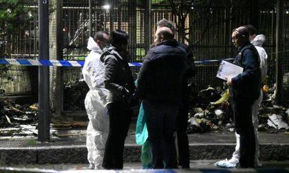 Cadavere mutilato e bruciato: fermati due uomini