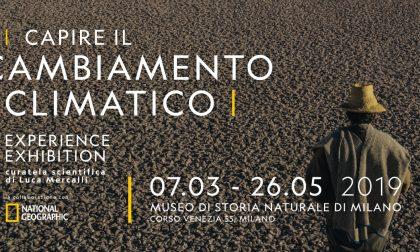 Capire il cambiamento climatico. Una mostra a Milano