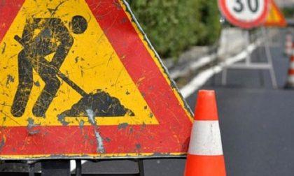 Lavori stradali, chiuso fino al 18 aprile svincolo Tangenziale Ovest