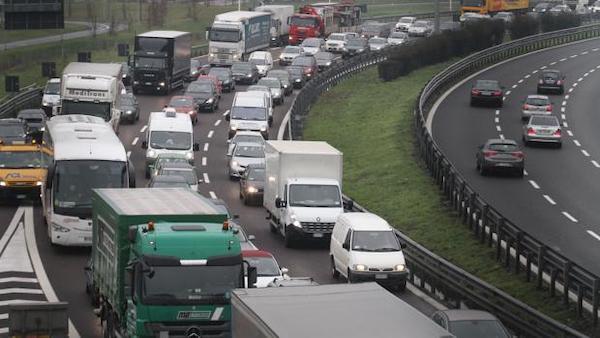 incidenti autostrada e Tangenziale