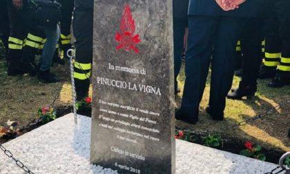 A Pieve Emanuele intitolata caserma Vigili del fuoco a Pinuccio La Vigna