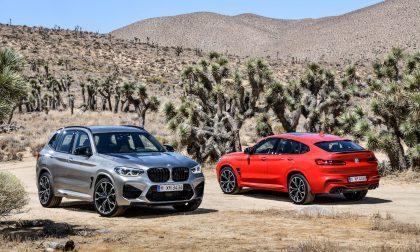 Nuova BMW X3 M e BMW X4 M Competition