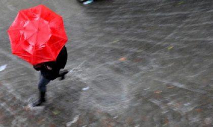 Oggi bel tempo ma teniamo l'ombrello a portata di mano PREVISIONI METEO