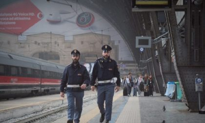 Sette arresti e oltre 4mila persone identificate: le attività della Polfer della settimana