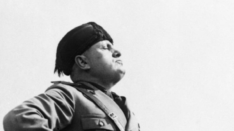 cittadinanza onoraria a Mussolini