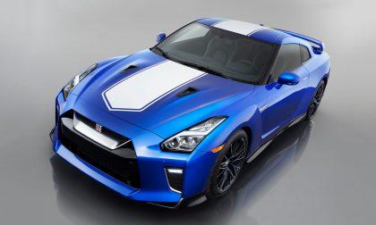 Nissan GT-R 50th Anniversary Edition ha debuttato a New York