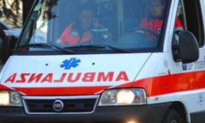 Incidente sulla sp 30: un ferito e traffico paralizzato