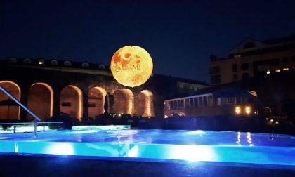 """Apollo 11, mezzo secolo dopo: """"bagni di Luna"""" da QC Terme"""