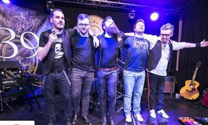 Queen Tribute, la band di Cesano si esibisce in un concerto di solidarietà