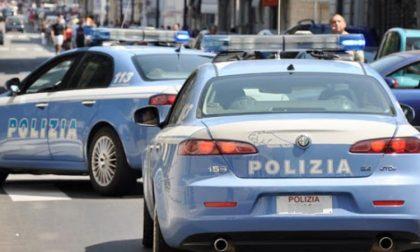 Sparatoria con la Polizia: banditi in fuga su una Audi RS6