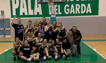 BASKET | Un'altra impresa: le ragazze del Basket Corsico conquistano la serie C
