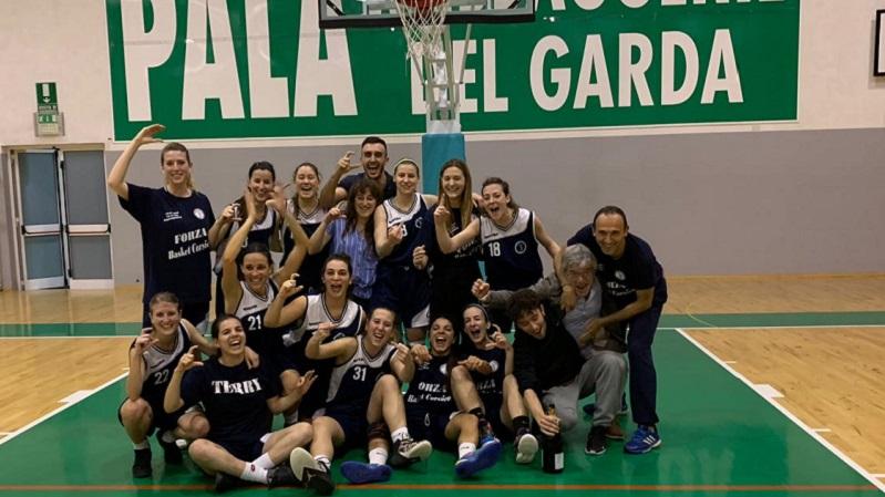 basket corsico serie C