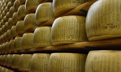 Parmigiano e prosecco al Parlamento europeo!