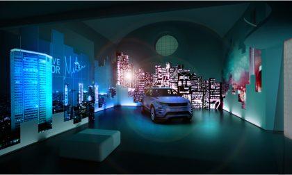 Range Rover Evoque protagonista alla Milano Design Week