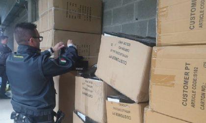 Calzature contraffatte in negozi cinesi: sequestrate oltre 5mila paia di scarpe