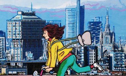 """Allo Wow Spazio Fumetto la mostra """"Scatti Dipinti"""""""