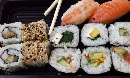 La dieta degli sportivi in estate? Gli esperti dicono sushi