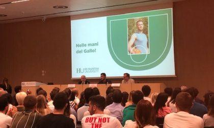 Prevenzione e salute: Danilo Gallinari ospite di Humanitas