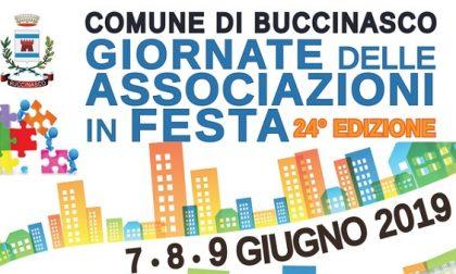 A Buccinasco al via venerdì la Festa delle Associazioni