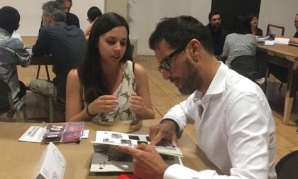 Portfolio Day per aspiranti creativi e comunicatori, in nome di Enzo Baldoni FOTO