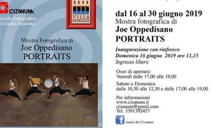 In mostra le fotografie sperimentali di Joe Oppedisano in Villa Marazzi