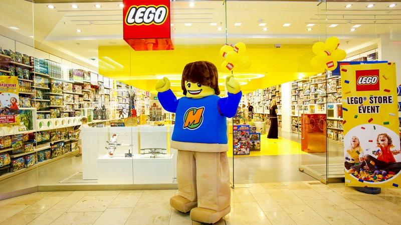 nuovo Lego Store