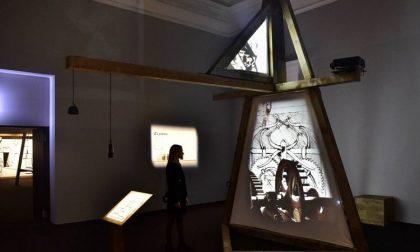 Leonardo, la macchina dell'immaginazione, una splendida mostra a Palazzo Reale FOTO