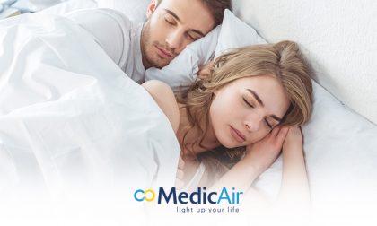 """Sindrome delle apnee ostruttive del sonno: """"ne soffrono 6 milioni di italiani"""" conferma MedicAir"""