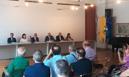 FLASH   Presentata la Nuova Giunta di Cesano del sindaco Negri