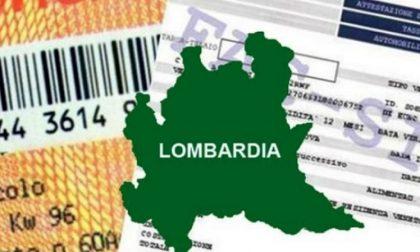 Bollo auto Lombardia: via le sanzioni per i ritardatari