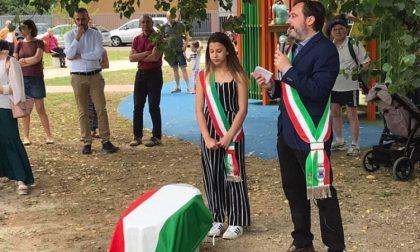 """Nasce il Giardino dei Giusti: """"Memoria e coscienza critica"""" FOTO"""