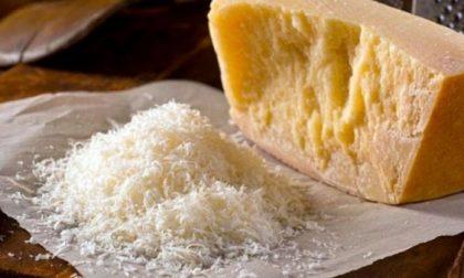 Ritirato mix di formaggi grattugiati di Latteria Soresina