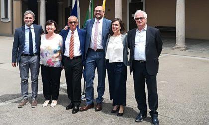 Ecco la nuova Giunta Negri: i primi commenti del sindaco e degli assessori