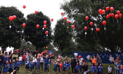 Il palloncino lanciato dai remigini arriva in Austria FOTO