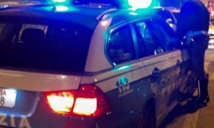 I poliziotti sventano tre furti in poche ore