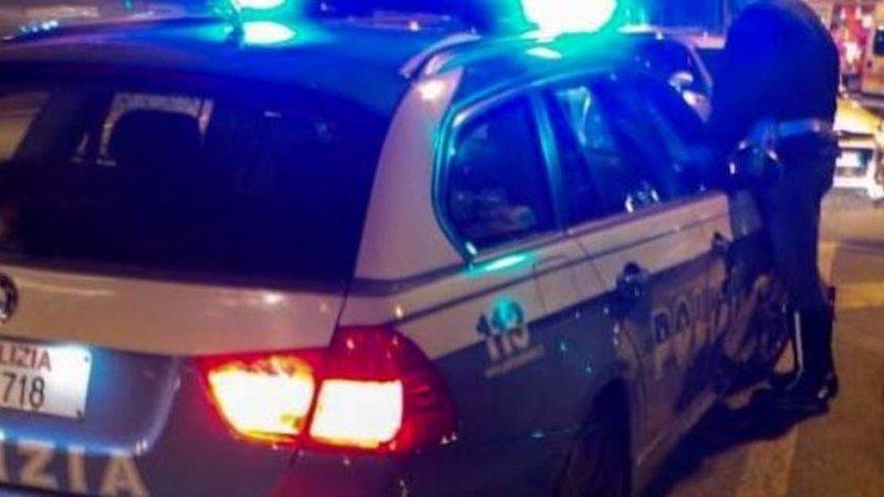 poliziotti sventano furti