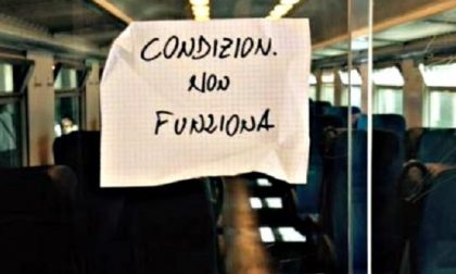 Treni senza aria condizionata: il disagio dei pendolari