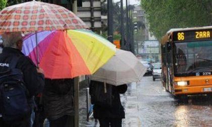 Allerta meteo: criticità gialla per vento e pioggia