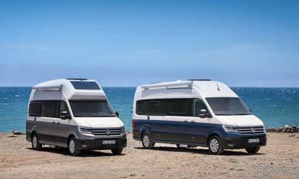 Grand California, è in arrivo il nuovo mezzo Volkswagen