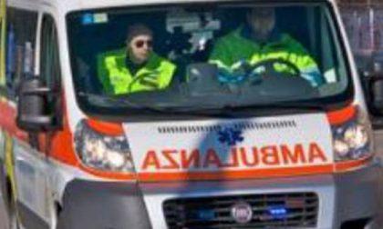 Incidente tra due auto lungo la provinciale: un ferito e traffico rallentato