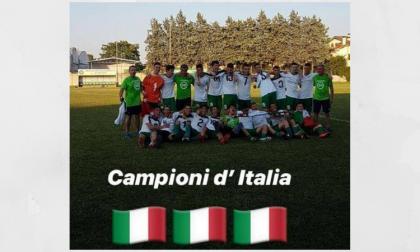 Il Romano Banco campione d'Italia CSI