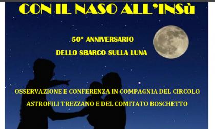 Osservazione della luna e Cinema di quartiere: eventi culturali a Trezzano