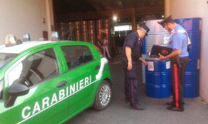 Condizioni di lavoro pericolose: ditta sequestrata dai carabinieri