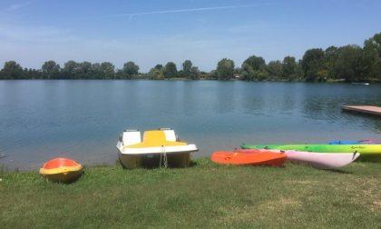 Divieto di balneazione al Lago Santa Maria