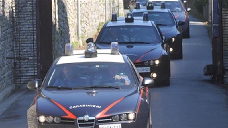 maxi operazione dei carabinieri